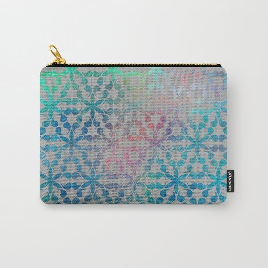 Flower of Life Variation - pattern 3 Carry-All Pouch