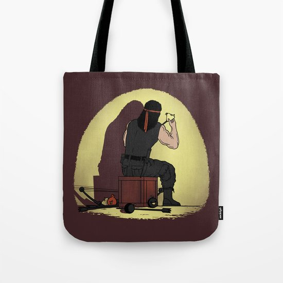 Bow and Arrow is Better Tote Bag