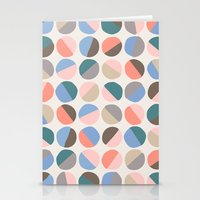 pills Stationery Cards featuring Serenity pills by Alexandra Aguilar