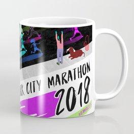 New York City Marathon 2018 Coffee Mug