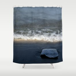 Wave Of Light Shower Curtain