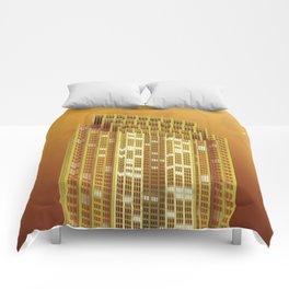 Three Logan Square - Philadelphia Comforters
