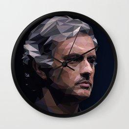 Chelsea's Jose Mourinho Wall Clock