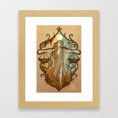 Autumn Equinox Framed Art Print