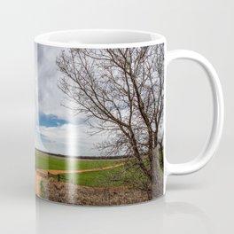 Take Me Home - Old Country Road in Oklahoma Coffee Mug