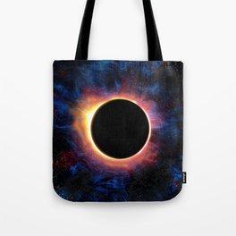 Artistic XCV - Solar Eclipse Tote Bag