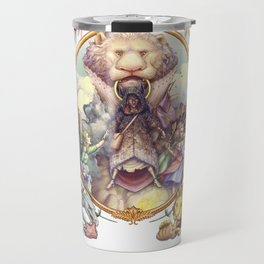 Grimm Fairy Tale Travel Mug