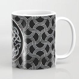 Berkana Rune  Mettallic Embossed Coffee Mug