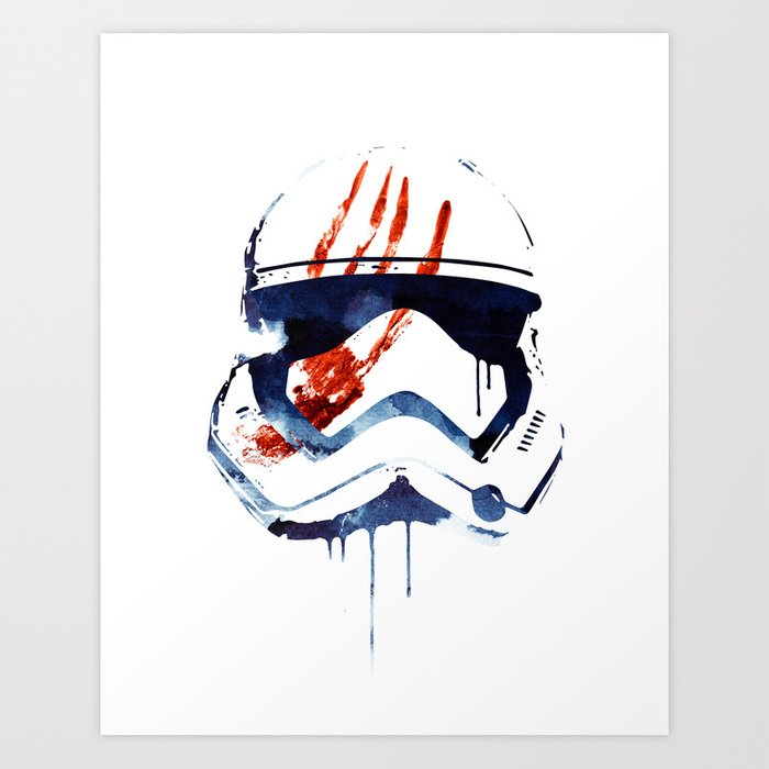 Discover the motif BLOODY MEMORIES by Robert Farkas as a print at TOPPOSTER