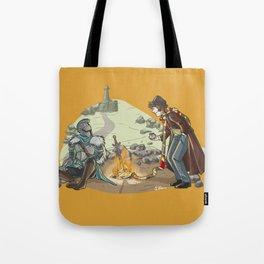 Doctor Souls Tote Bag