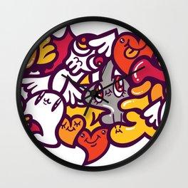 愛 - LOVE Wall Clock