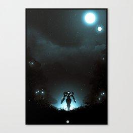 Metroid Prime Canvas Print