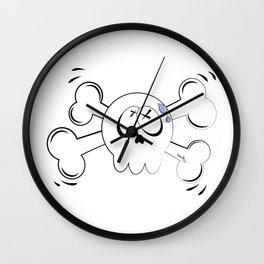 Skully© Wall Clock