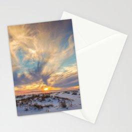 Sunset Dunes Stationery Cards