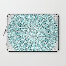 A Glittering Mandala Laptop Sleeve