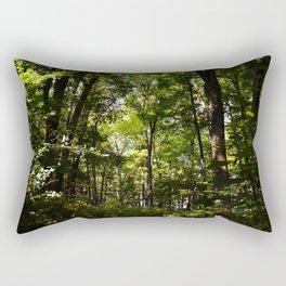 Forest // Adventure Sometime  Rectangular Pillow