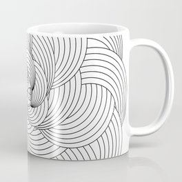 Mandala circle Coffee Mug