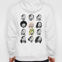 Snoop Dogg Hair Hoody