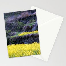 Rape Flowers 2 Stationery Cards