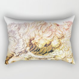 Life On Other Planets Rectangular Pillow