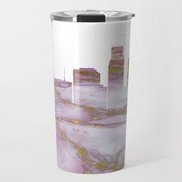 Corpus Christi Skyline Texas Travel Mug
