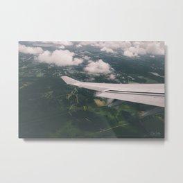 Departure. Metal Print