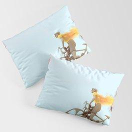Yellow Jersey Pillow Sham