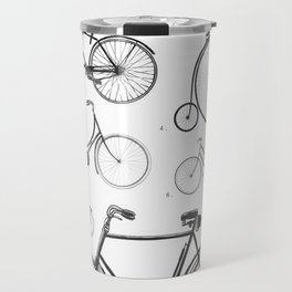 Collections - Bicyclettes Travel Mug