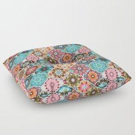 Bohemian summer Floor Pillow