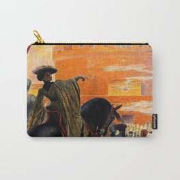 Rome 1911 world exposition Carry-All Pouch