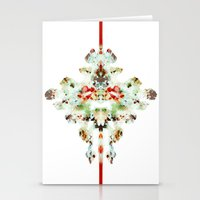 moth Stationery Cards featuring Moth by Tina Carroll