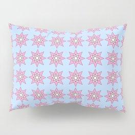 Stars 2- sky,light,rays,pointed,hope,estrella,mystical,spangled,gentle. Pillow Sham