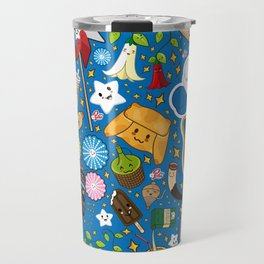 Dulce Patria Kawaii Travel Mug