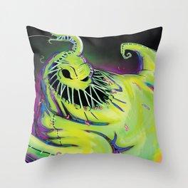 Oogie Boogie Throw Pillow