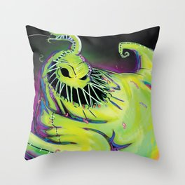 Oogie Boogie Throw Pillow
