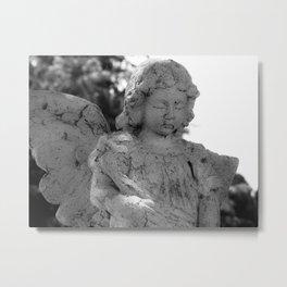 Abandoned Angel Metal Print
