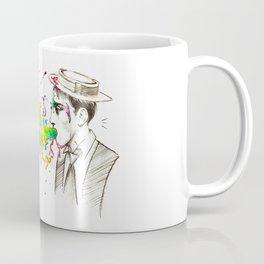 The Tramp v. Stone Face Coffee Mug