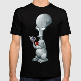 roger american dad T-shirt