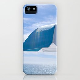 Malibu Umbrella iPhone Case