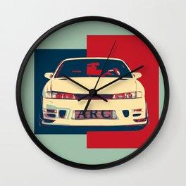 Nissan Silvia s14 Wall Clock