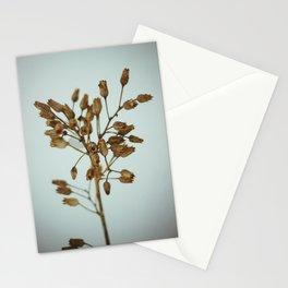 Winter Skeletons II Stationery Cards