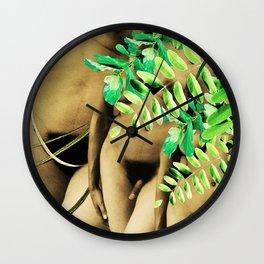tetteinfiore Wall Clock