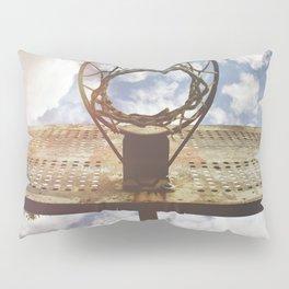 Hoosier Basketball Pillow Sham