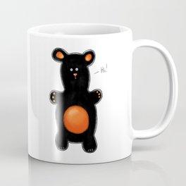 Bear. Art print. Animal. Coffee Mug
