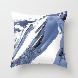 New Zealand's beauty *Aoraki/MtCook 4 Throw Pillow