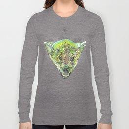 Jungle Wolf Long Sleeve T-shirt
