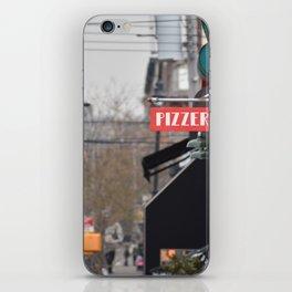 A Street in Bushwick iPhone Skin