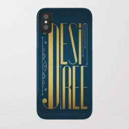 Desiree iPhone Case