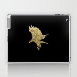 """Golden Boy"" Eagle Design Laptop & iPad Skin"