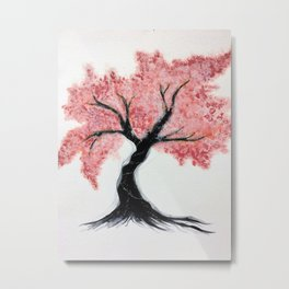 Who doesn't like pink? Metal Print